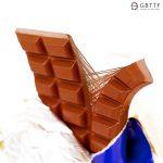 さけるチョコレート