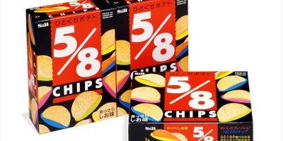 S&B食品 5/8チップ