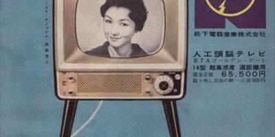人工頭脳テレビ ナショナル