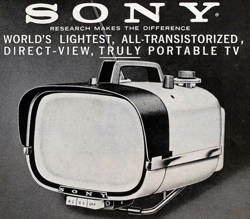 テレビ 昔