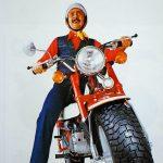 ストリートオートバイ 昔