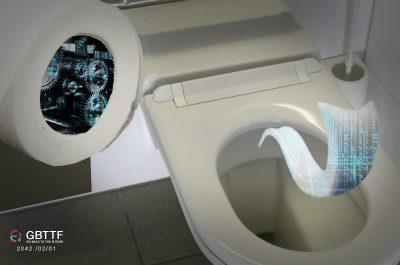 自動トイレットペーパー