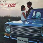 コルト1100 車