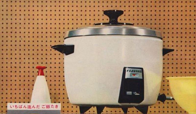 過去 炊飯器