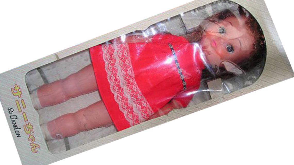 歩行人形 昔