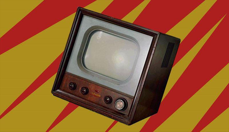 テレビ TV3-14T型