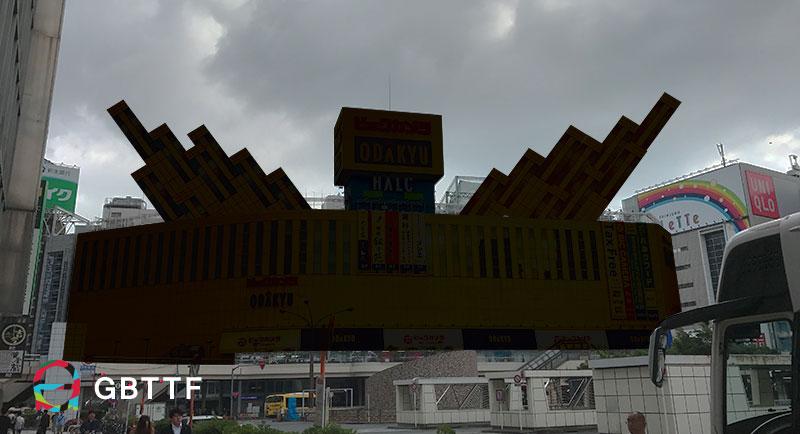 新宿西口ビックカメラ