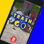 ゴミ拾いアプリ