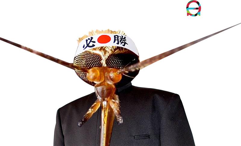 蚊 キャラクター