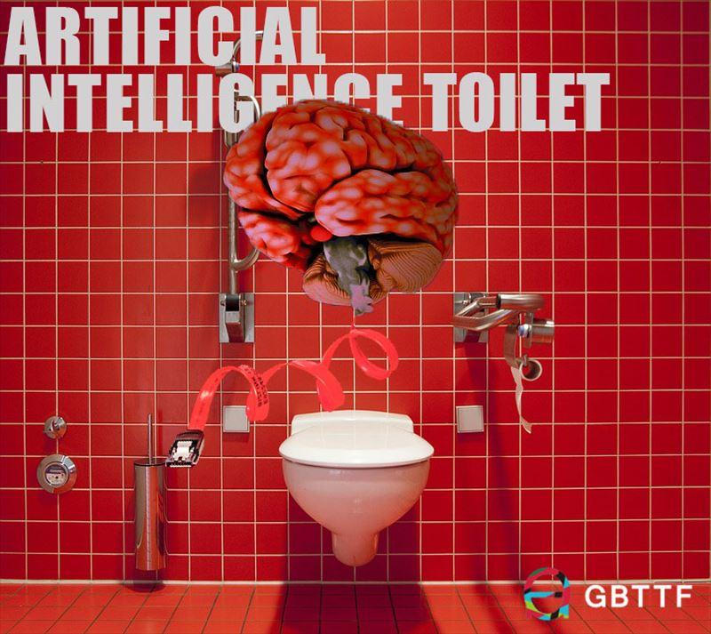 人工知能トイレ
