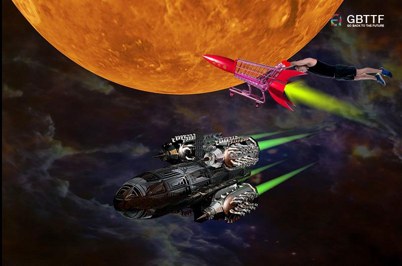 宇宙船未来