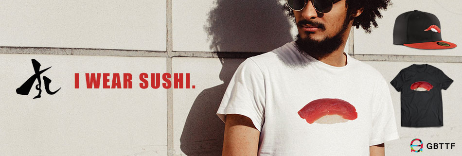 寿司 ファッションブランド