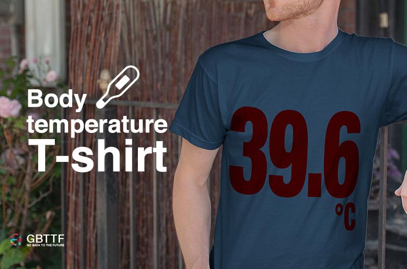体温計Tシャツ