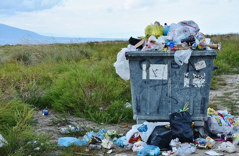 ゴミ箱の疑問