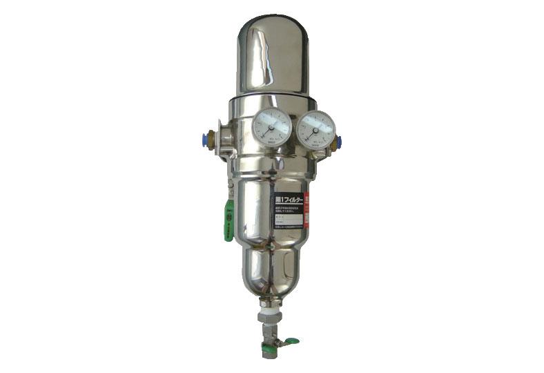 圧縮空気用エアフィルター
